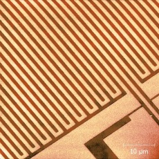 AFM Workshop Image Patterned Wafer