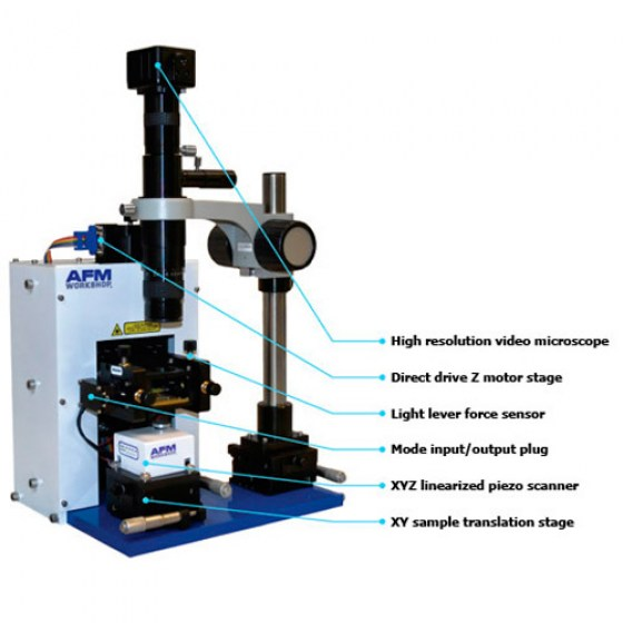 Atomic Force Microscope Stage