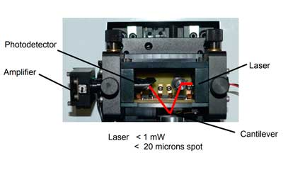 Atomic Force Microscopy Technology