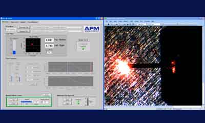 Atomic Force Microscopy Videos