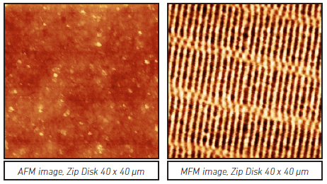 Magnetic Force Microscopy Mode